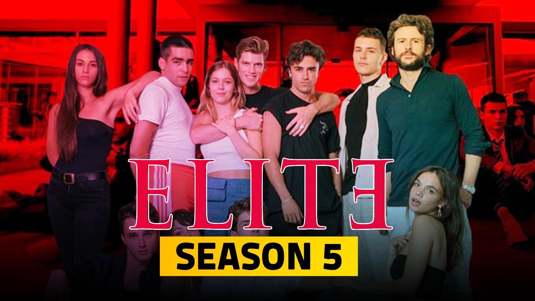 Elite Season 5: These Actors Are Not Returning! - WTTSPOD