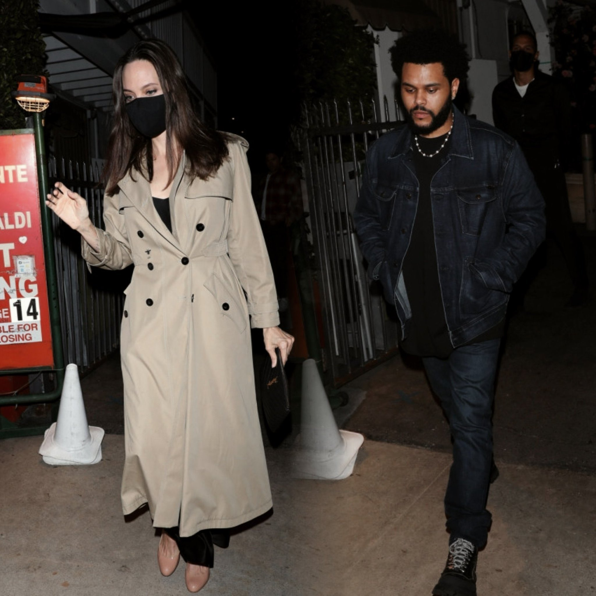 Angelina Jolie And Weeknd: Relationship Confirmed! - WTTSPOD