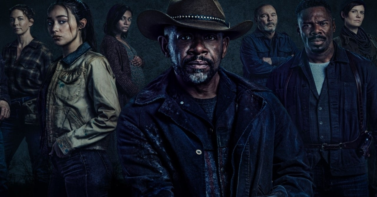 Fear The Walking Dead Season 7 Release Date - WTTSPOD
